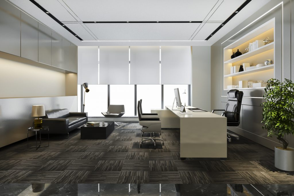 Laminate for office